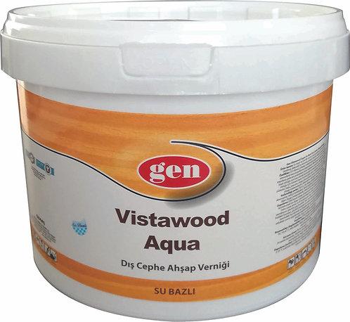 145-Gen Vistawood Aqua Su Bazlı Mat Vernik
