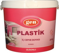 209-Gen Silikonlu Plastik - C5 Baz