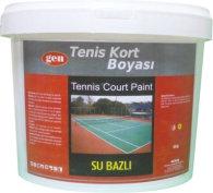 175-Gen Tenis Kort Boyası