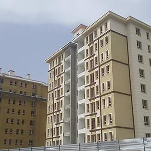 Ankara - 400 Konut Gülveren Projesi