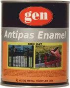 303-Gen Antipas Enamel