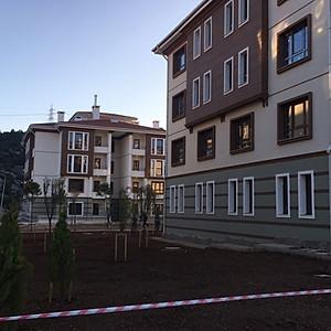Antalya - 409 Konut Akseki Projesi