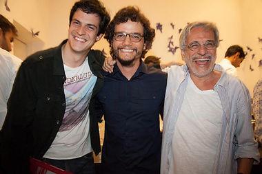 Lançamento Teatro Poeirinha - RJ
