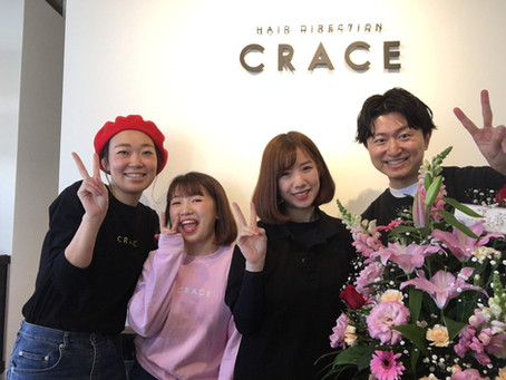 ☆CRACE2周年☆