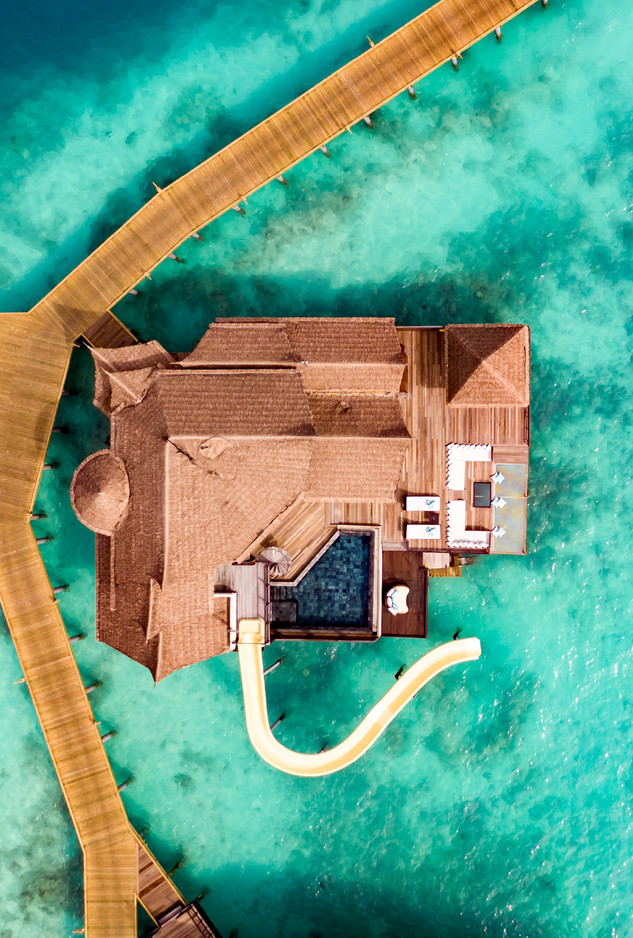 Private Ocean RESERVE with Slide - 2 Bedroom
