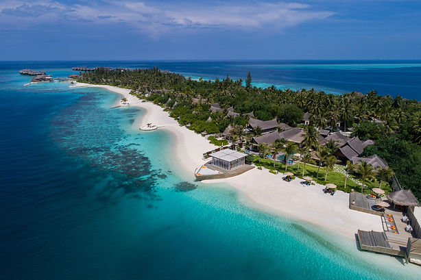 Aerial Beach West with Royal Reserve.jpg