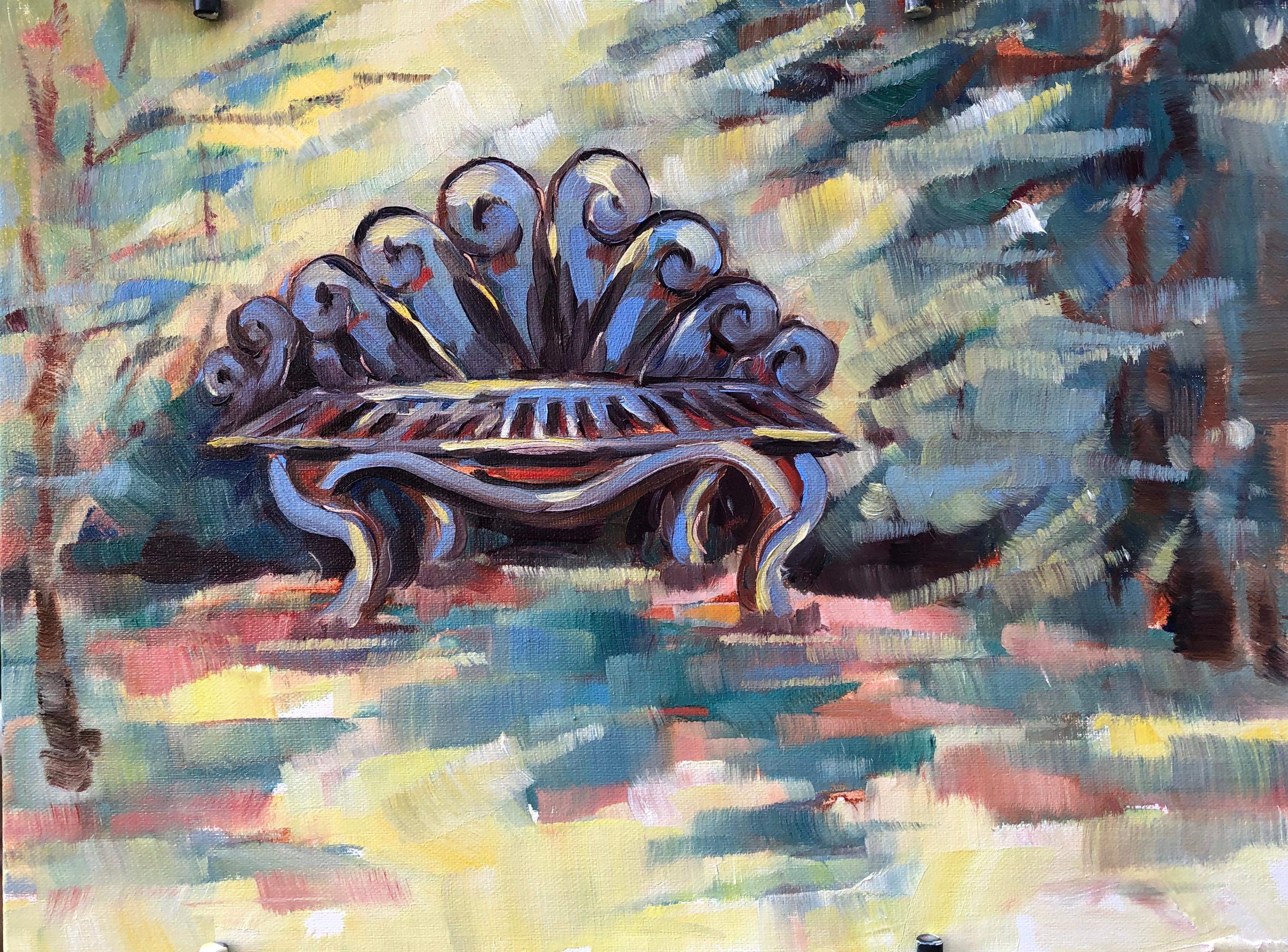 Farindola Magic Bench