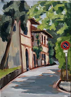Via Martiri di Sant'Anna & Via San Francesco Pietrasanta