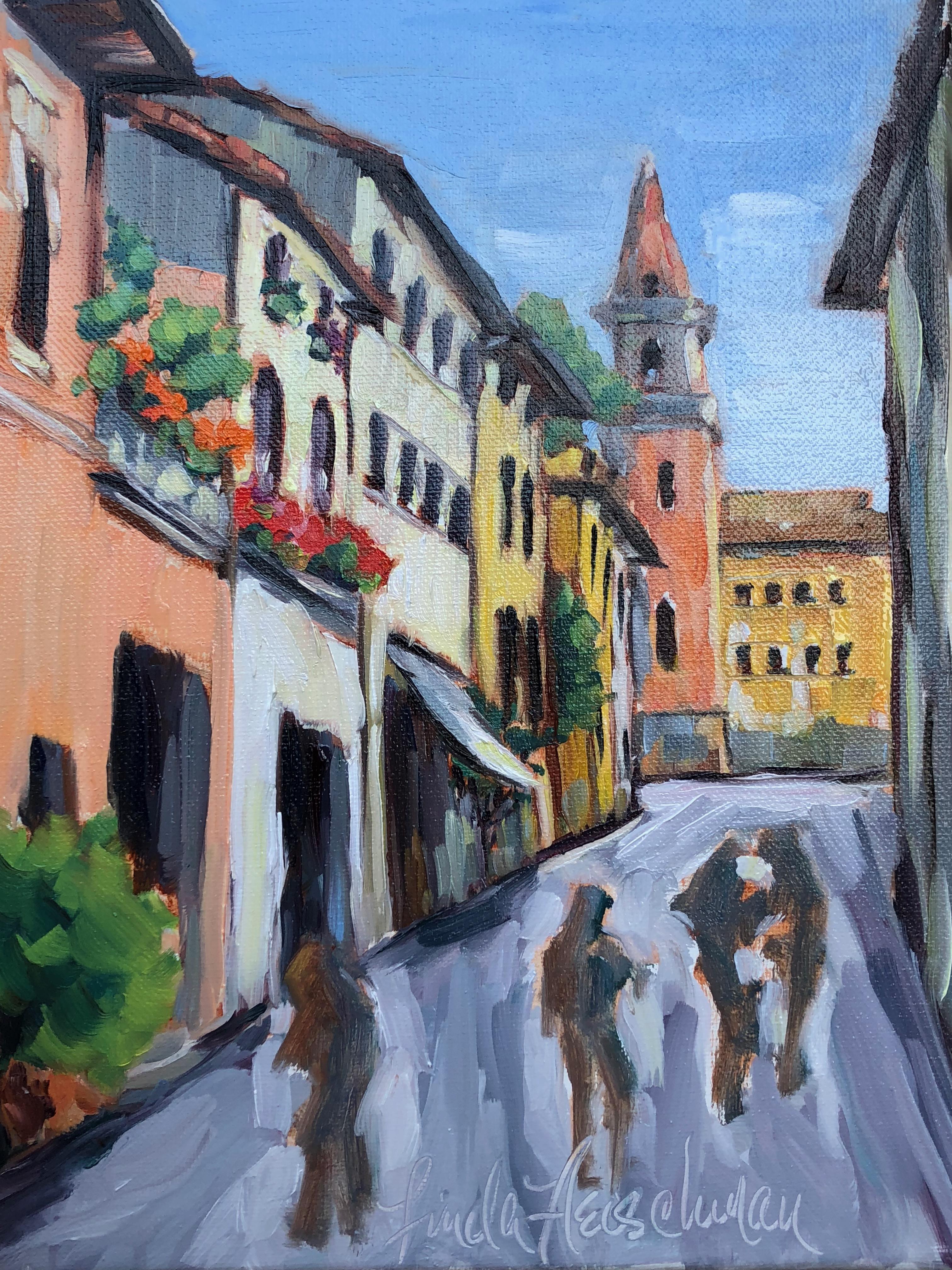 Via Eugenio Barsanti Pietrasanta