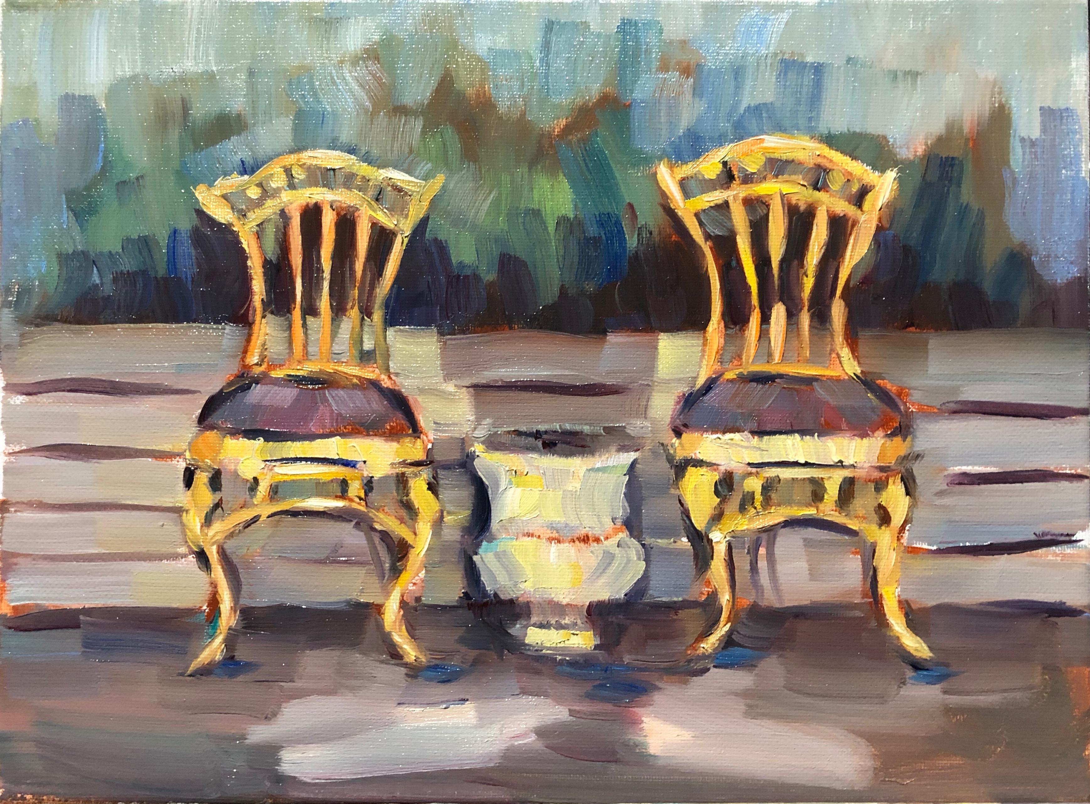 Gordon & Magnus Zen Chairs