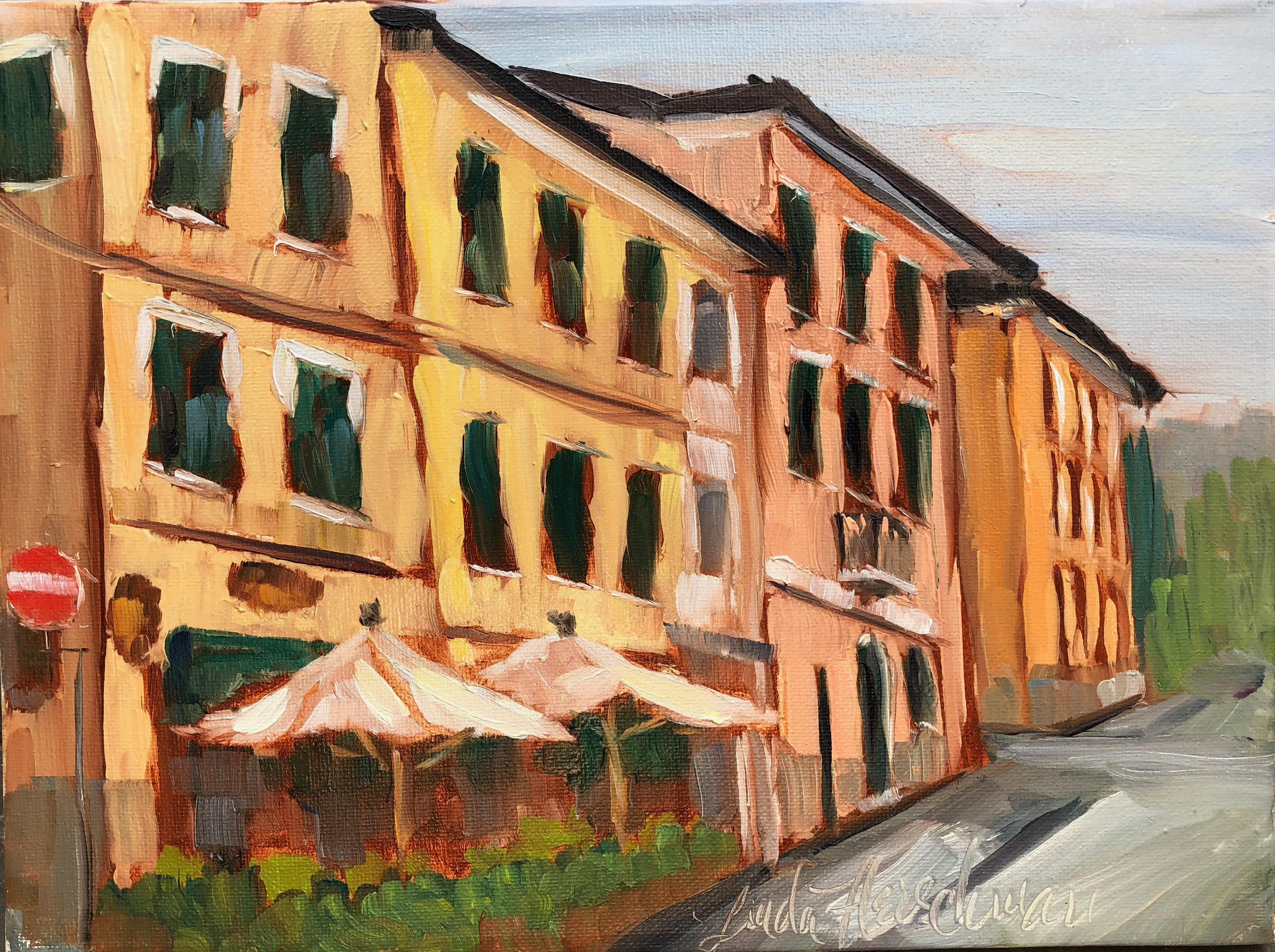 Osteria LaTecchia Via Garibaldi Pietrasanta