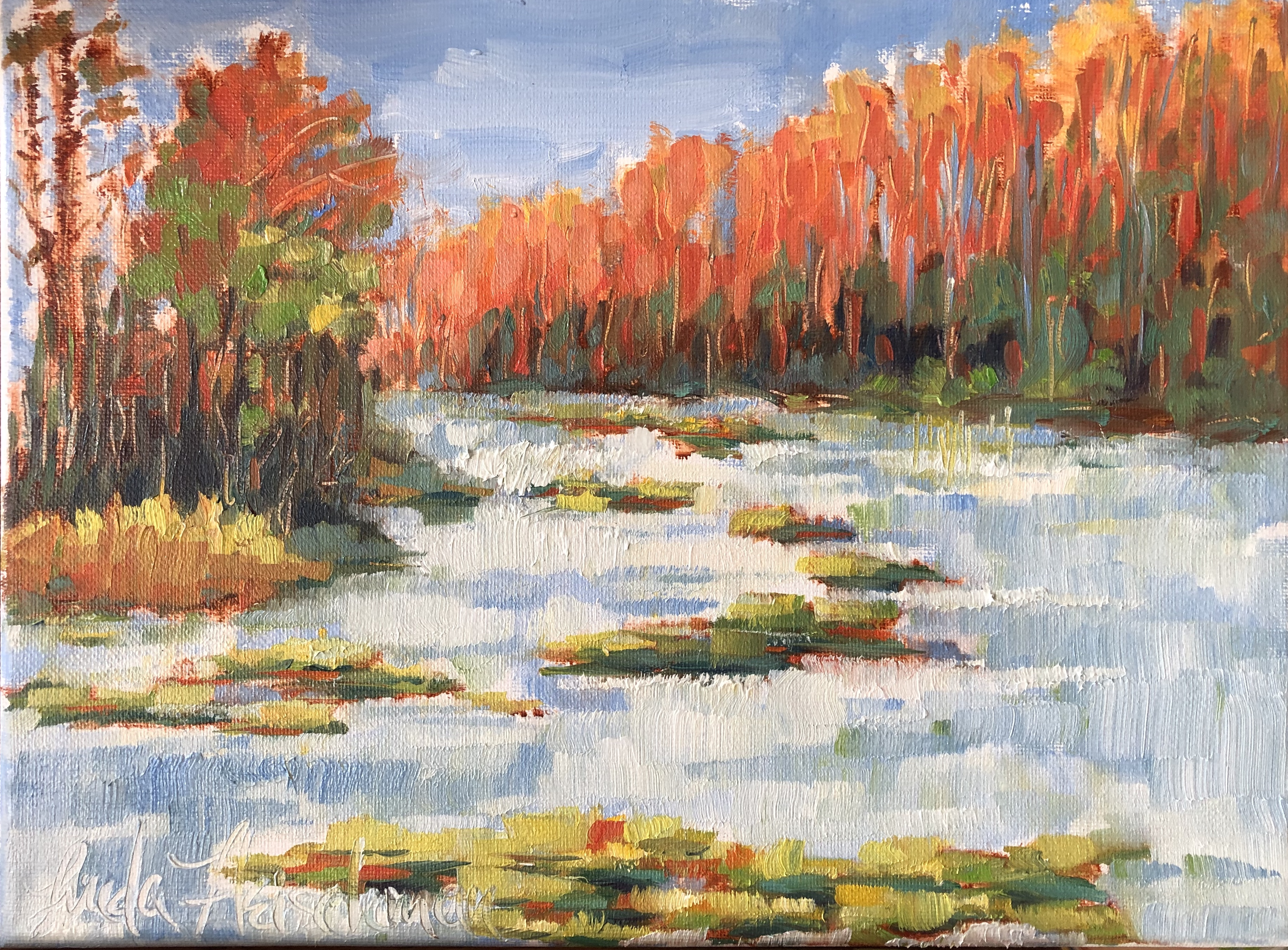 Grassy Waters Autumn