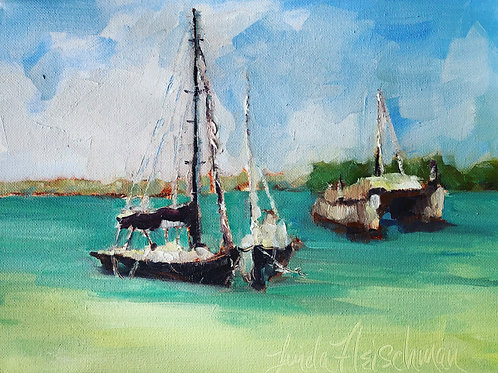 Florida Plein Air Series 3
