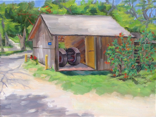 Bonnet House Plein Air series