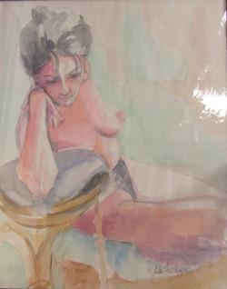 "Watercolor 1 20h""x16w"""