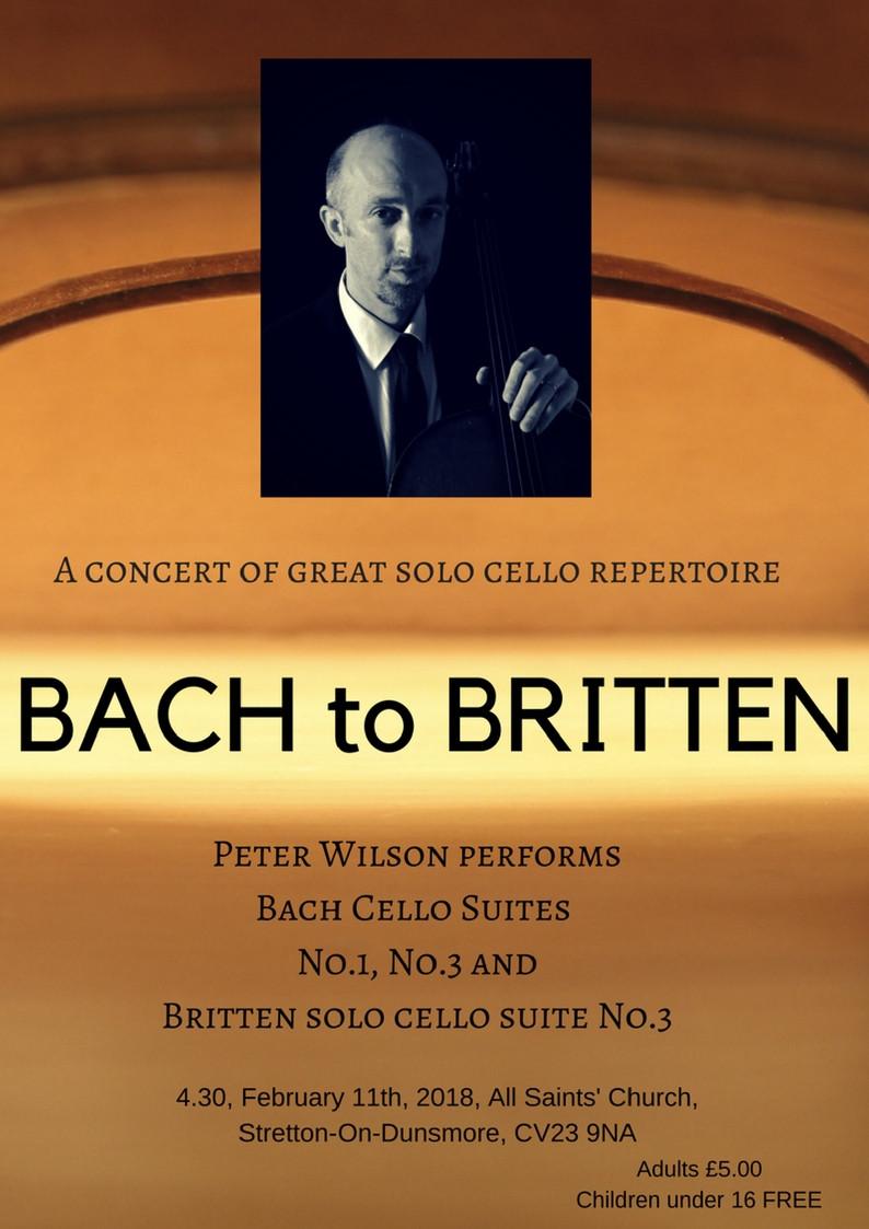 Bach to Britten