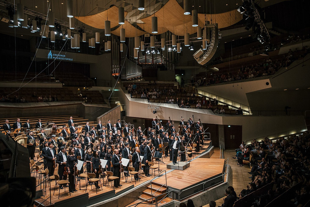 Singapore Symphony Orchestra at Berlin Philharmonie 2016