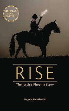 Rise, Jessica Phoenix, Julie Fitz-Gerald, Author, Freelance, Journalist, Editor