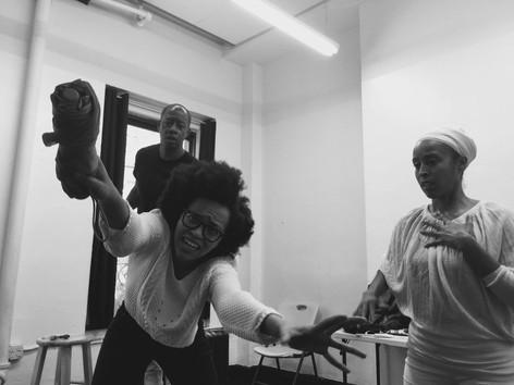 Lauren Marissa Smith, Charles Everett, Tamara SRK Malawitz, 3929 Studios, NYC