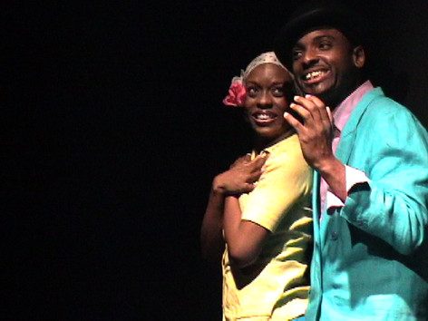 Saydee and Deelores, Los Angeles