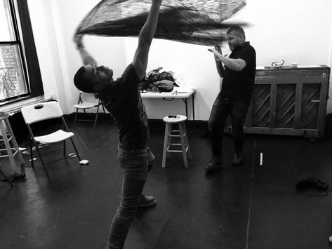 Marcos Palma, Sean Labbe, 3929 Studios, NYC