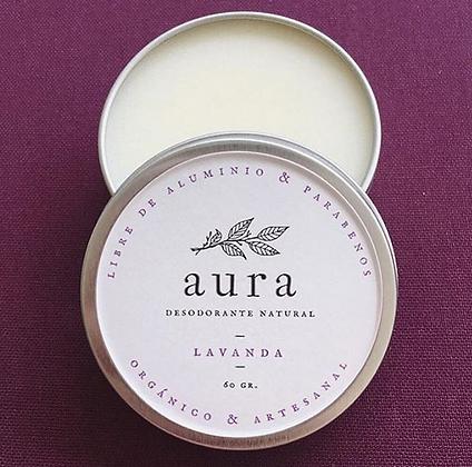 Aura Desodorante Natural