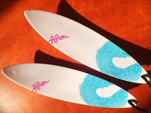 2 Vinyl Fingersurfboards