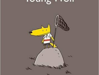 Published Book Review - A Well-Mannered Young Wolf