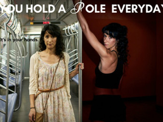 You Hold a Pole Everyday