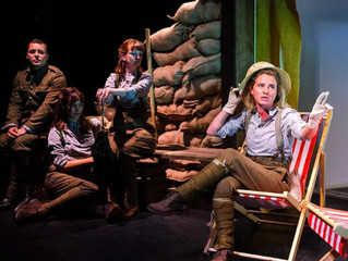 Published Theatre Review - Life According to Saki