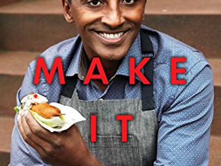 Published Book Review - Make It Messy by Marcus Samuelsson