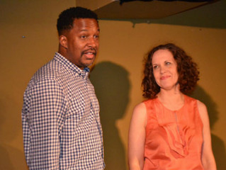 Published Theatre Review - My White Wife, or So I Married a Black Man