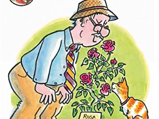 Published Book Review - Mr. Putter & Tabby Smell the Roses