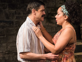 Published Theatre Review - Tell Hector I Miss Him
