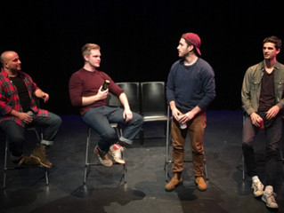 The Dog Died: A Midwestern Case Study (Published Theatre Review)