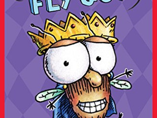 Published Book Review - Prince Fly Guy