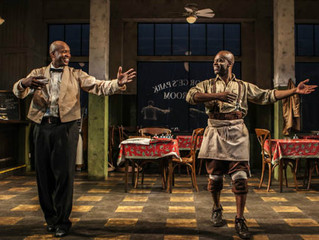 """Published Theatre Review - """"Master Harold""""...and the boys"""