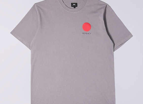 JAPANESE SUN T-Shirt  Frost Grey