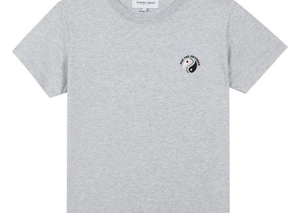 Maison Labiche T-Shirt CREW NECK TEE YIN YANG