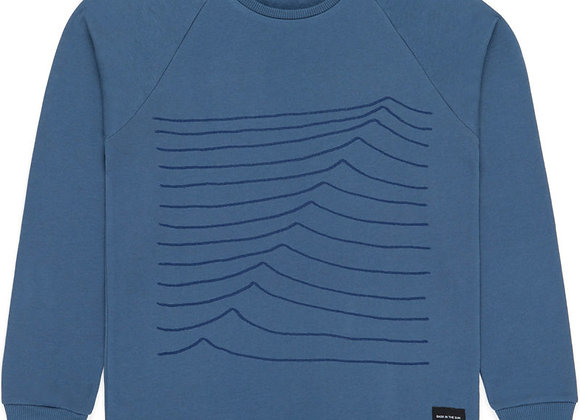 Bask In The Sun Sweat SWELL Blue