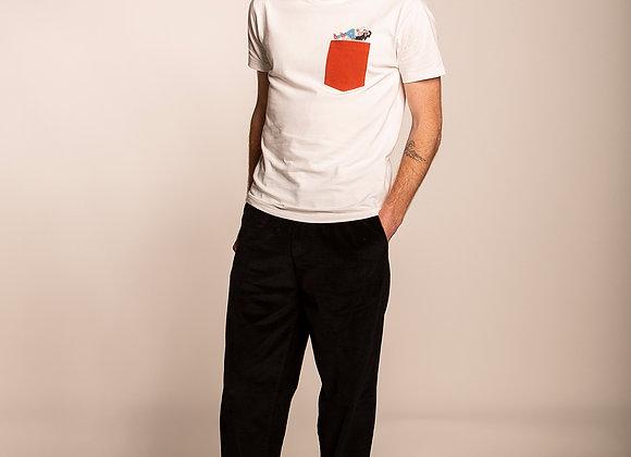 Olow T-Shirt SLAM Ecru