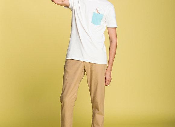 DIVE 21 Off White T-Shirt