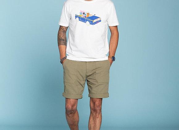COVOIT Off White T-Shirt