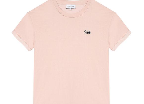 Maison Labiche T-Shirt FLOW CREW NECK REBELLE