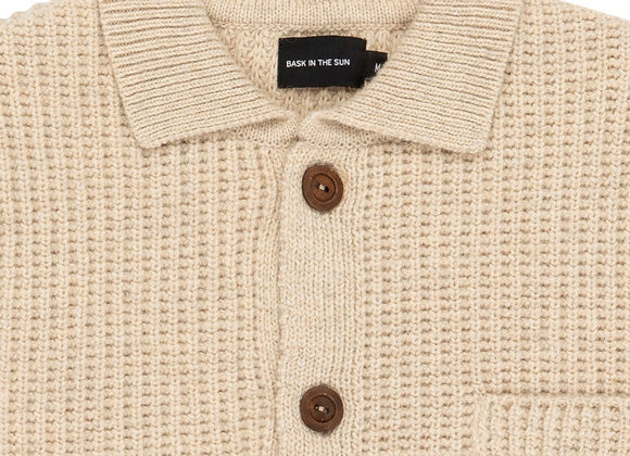 Bask in the Sun Cardigan AITA Cream
