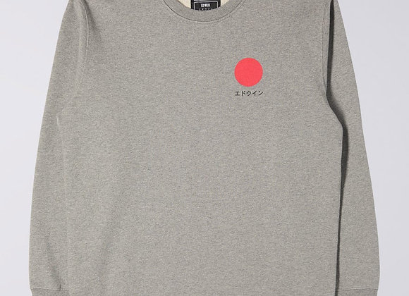 JAPANESE SUN Sweat Mid Grey