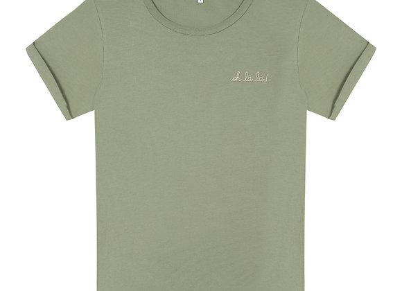 Maison Labiche T-Shirt CLASSIC TEE OH LÀ LÀ!