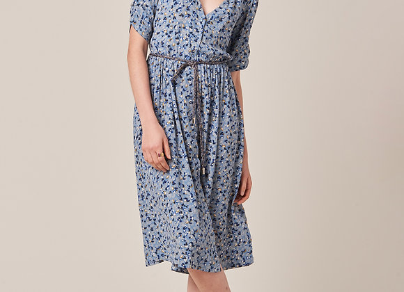 Sessùn Robe Open Lee Antic Blue Merryl