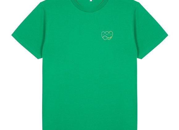 Maison Labiche T-Shirt HEAVY TEE COEUR MONDAY