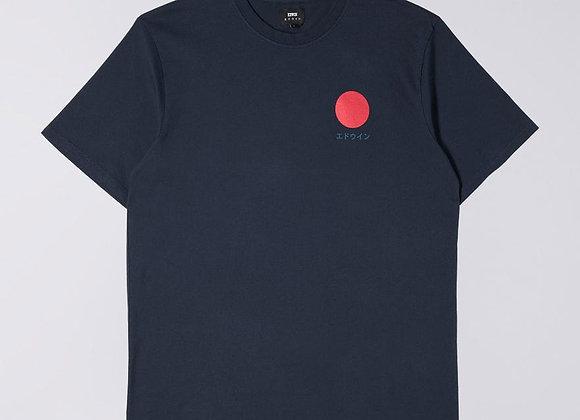 JAPANESE SUN T-Shirt Navy